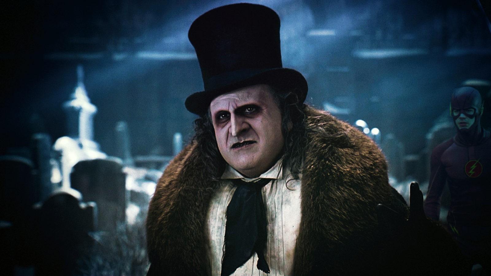 """Дэнни де Вито может вернутся к роли Пингвина в сольнике о """"Флэше"""""""