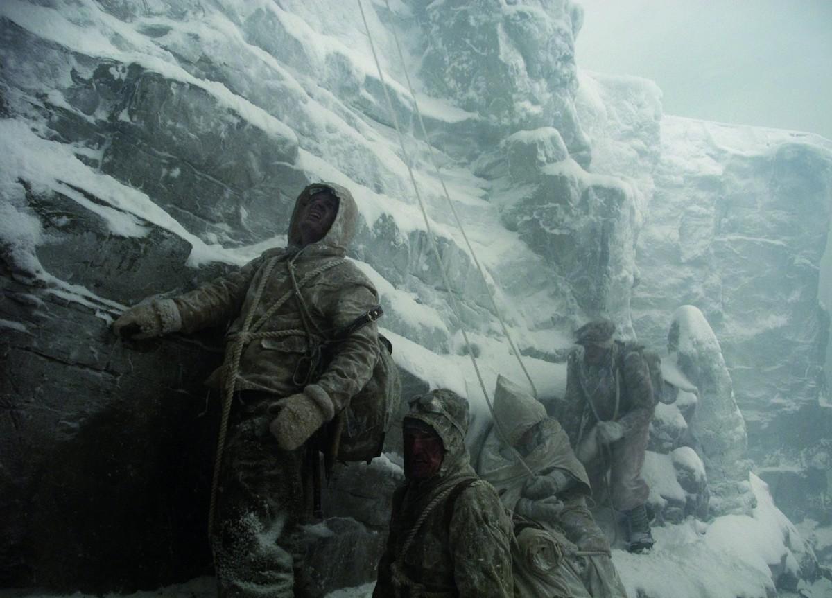 Стена будет наша... (Трагедия на горе Эйгер)