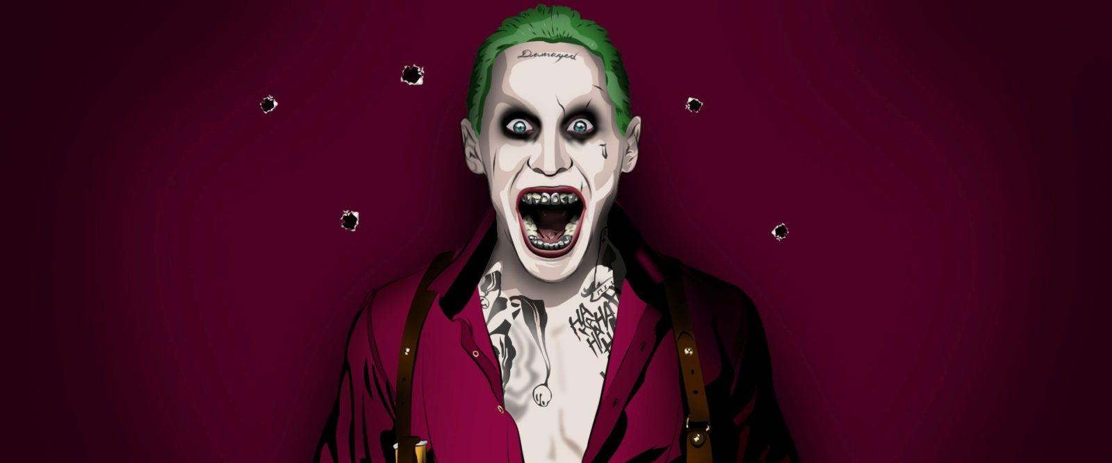 Зак Снайдер представил новый облик Джокера из «Лиги справедливости»