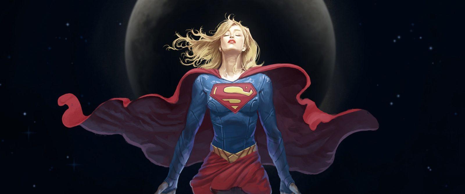 Киновселенная DC представит новую Супергёрл