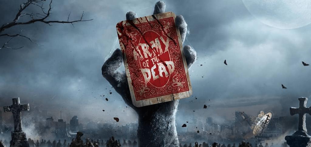 Зак Снайдер сообщил дату выхода «Армии мертвецов»