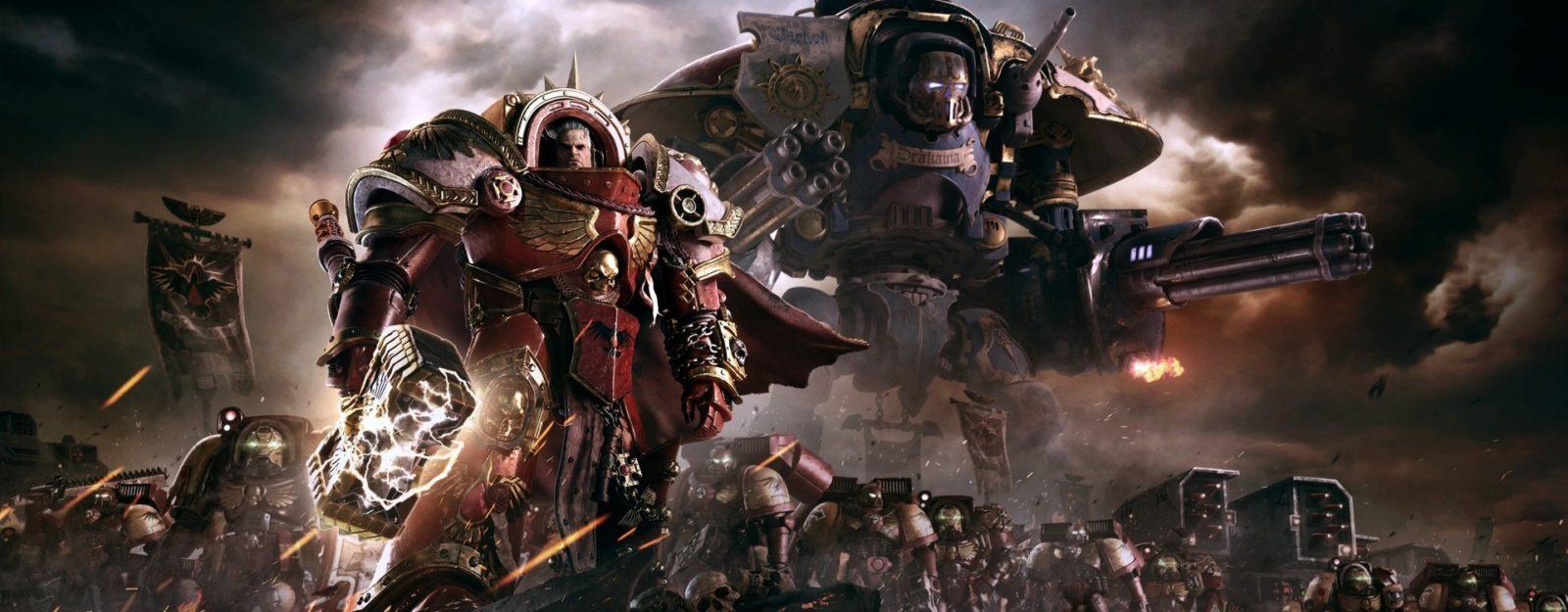 По мотивам Warhammer 40,000 выпустят несколько мини-сериалов