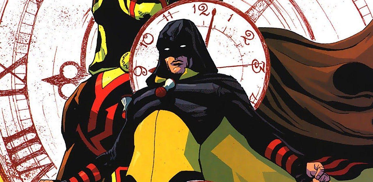 Warner Bros. экранизирует комиксы о Часовщике