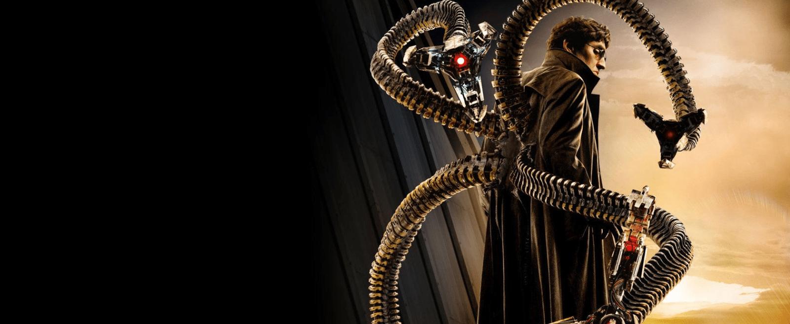 Альфред Молина о роли Доктора Осьминога в «Человеке-пауке 3»