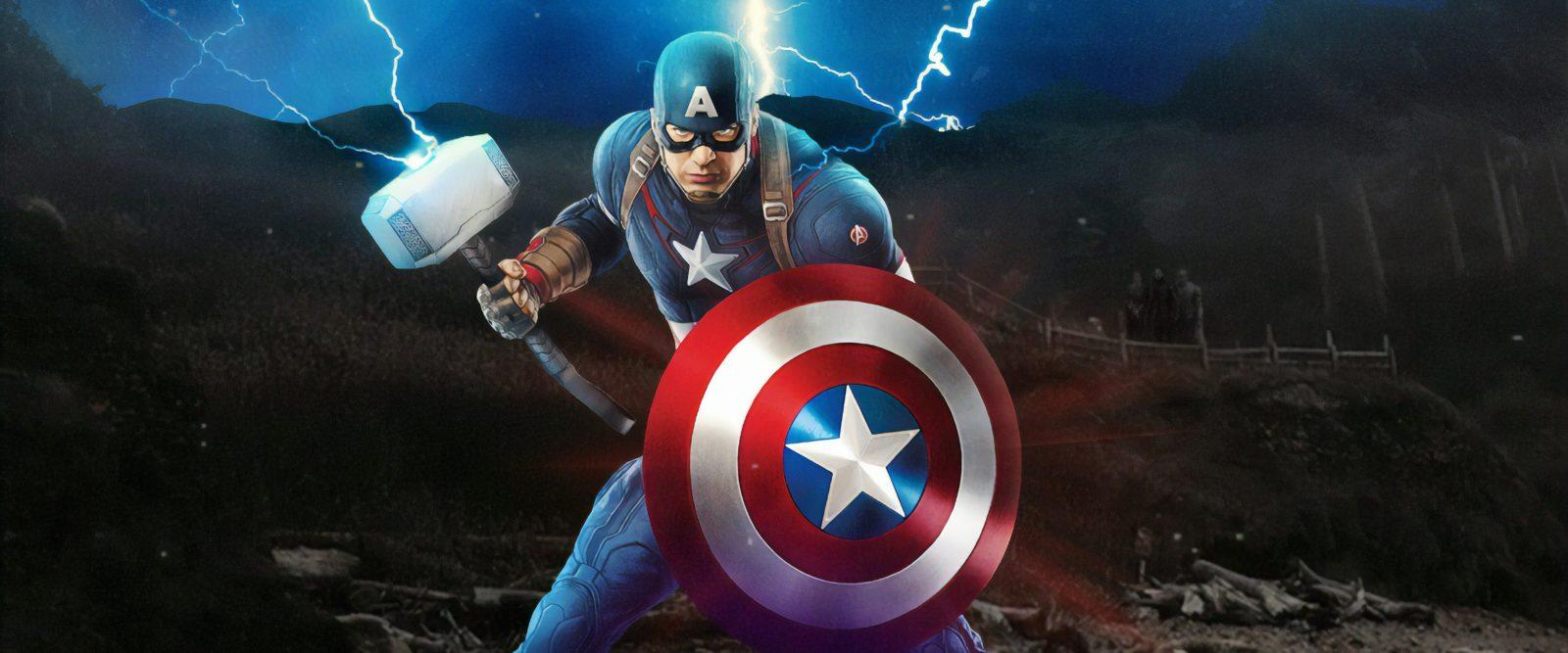 «Капитан Америка 4» в разработке Marvel