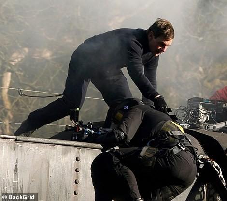 Том Круз спас оператора на съёмках «Миссии невыполнима 7»