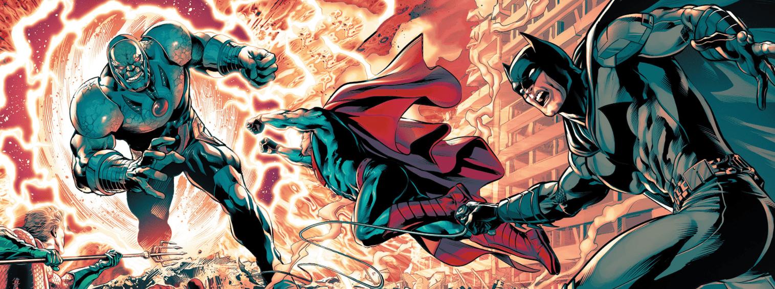 Фанаты DC хотят продолжение «Лиги справедливости».
