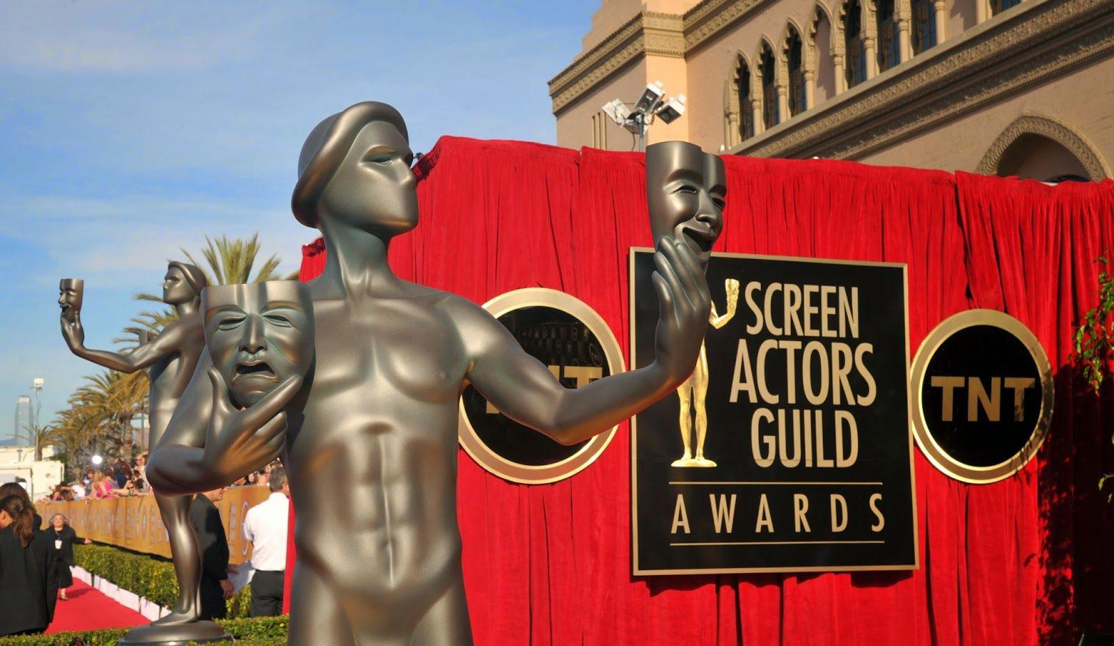 Объявлены обладатели премии Гильдии киноактеров США