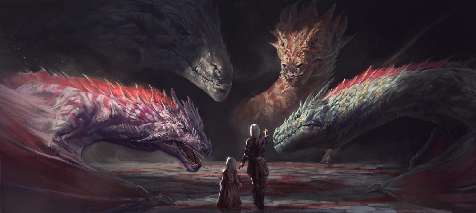 HBO показал первые промо-кадры приквела «Игры престолов»