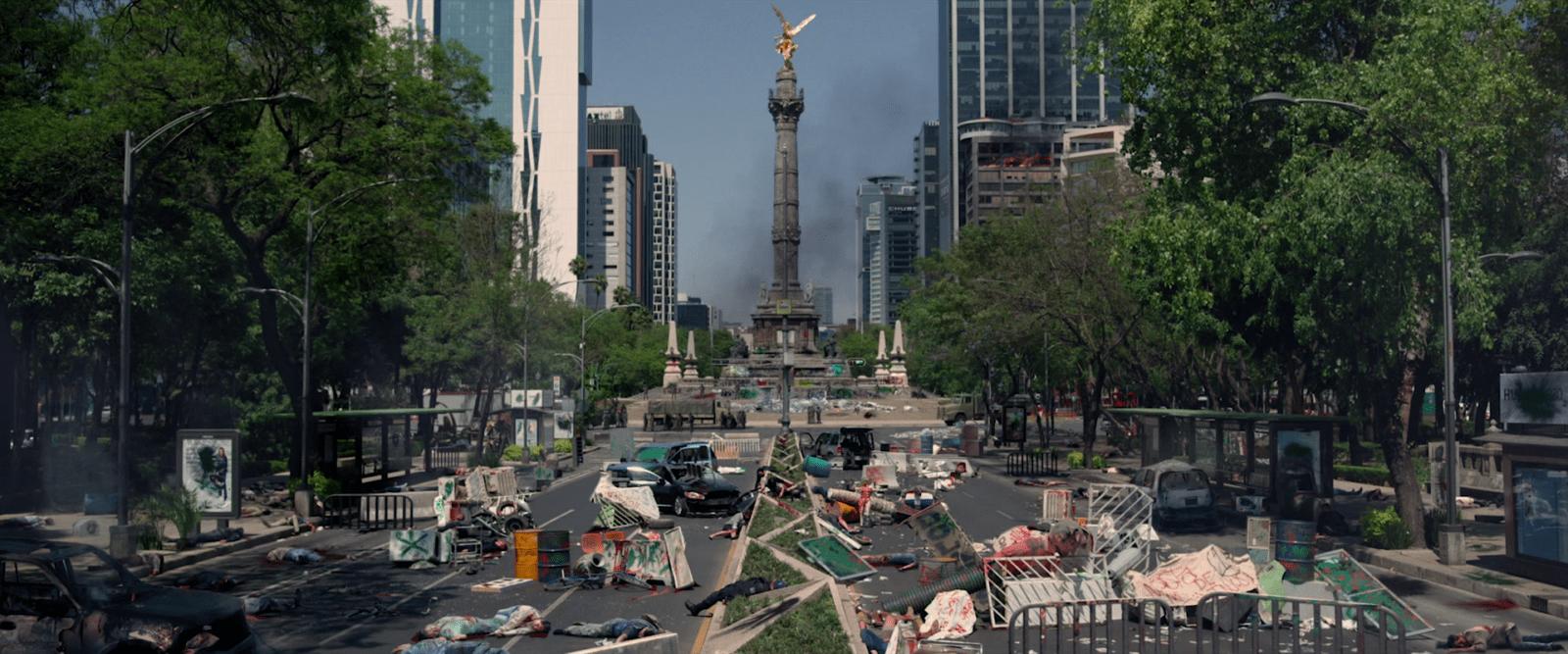 """В Мексике """"Новый порядок"""""""