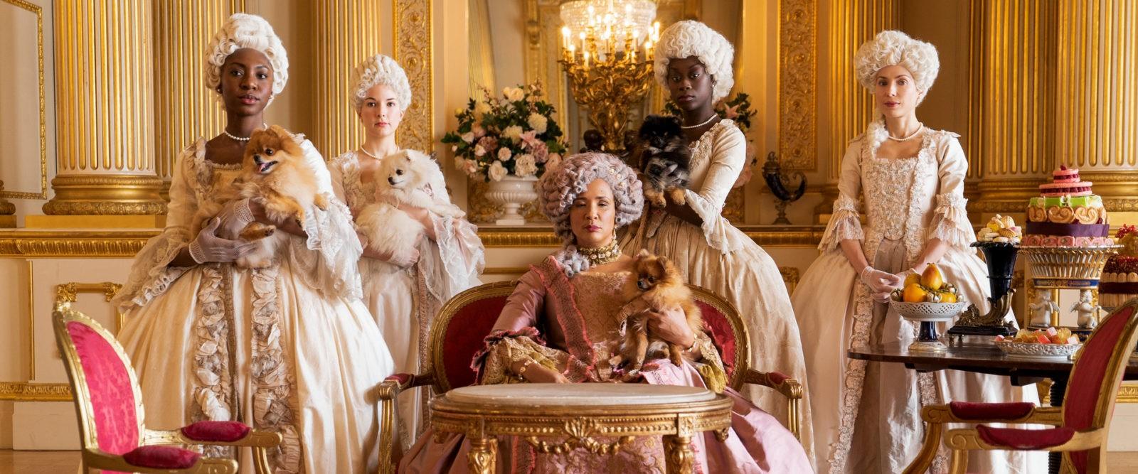 Netflix заказал производство спин-оффа о Королеве Шарлотте