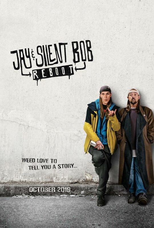 Джей и Молчаливый Боб: Перезагрузка (2019)
