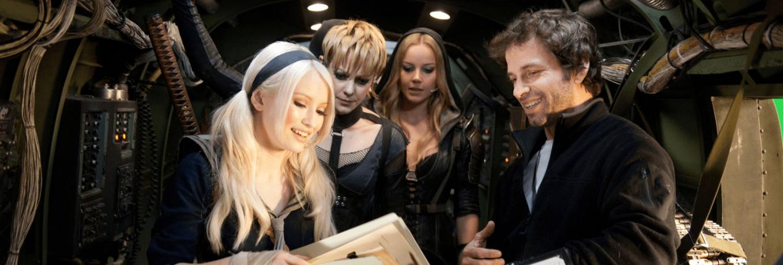 """Снайдер заявил о наличии режиссерской версии """"Запрещенного приема"""""""