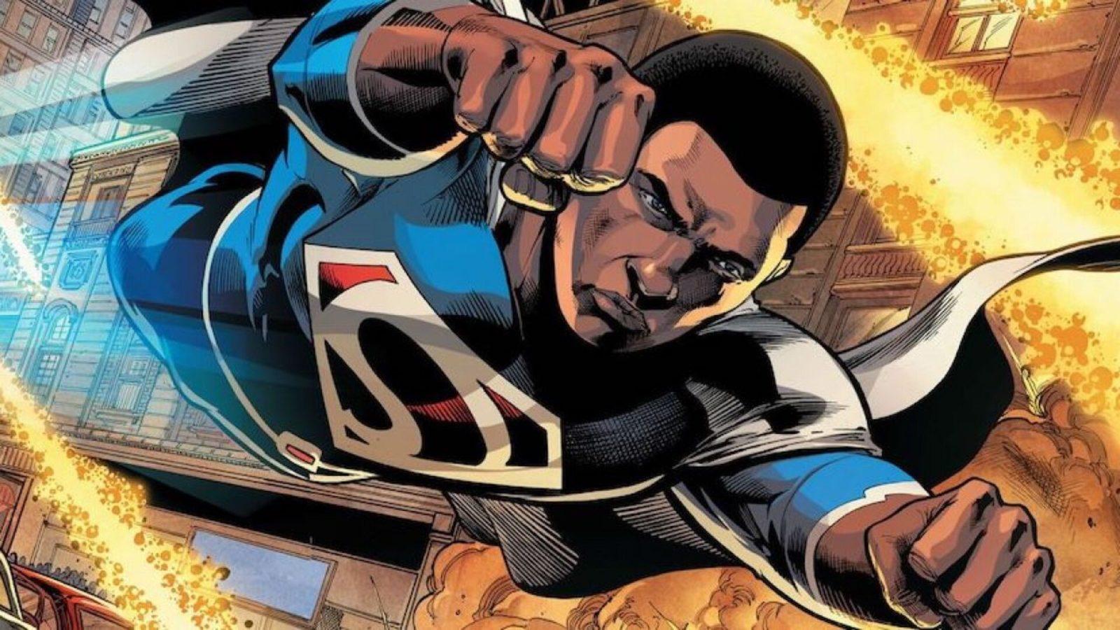 Нового Супермена должен будет поставить чернокожий режиссер