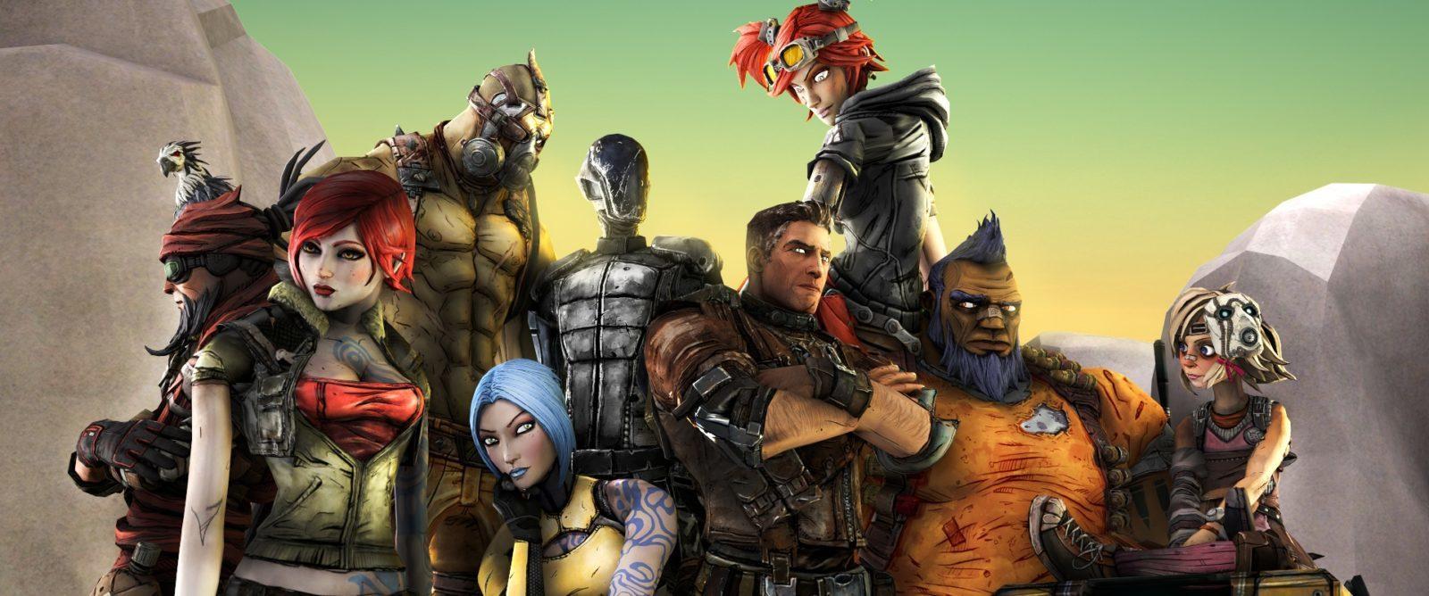 Новые персонажные постеры экранизации «Borderlands»