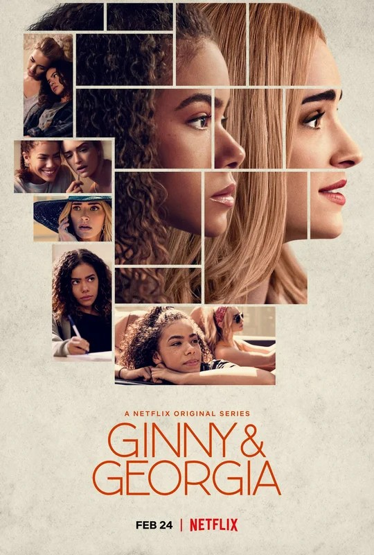 Джинни и Джорджия (1 сезон)