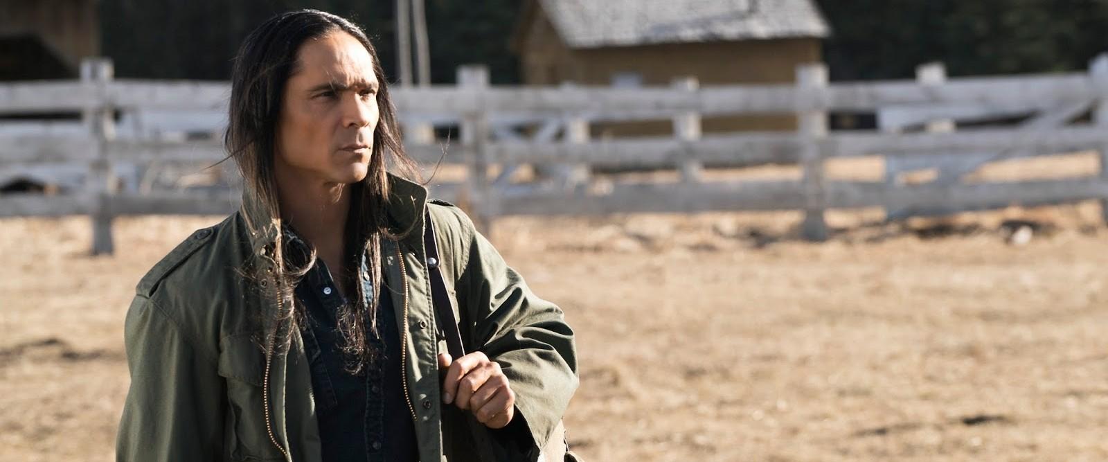AMC снимет мрачный вестерн о полицейских племени навахо