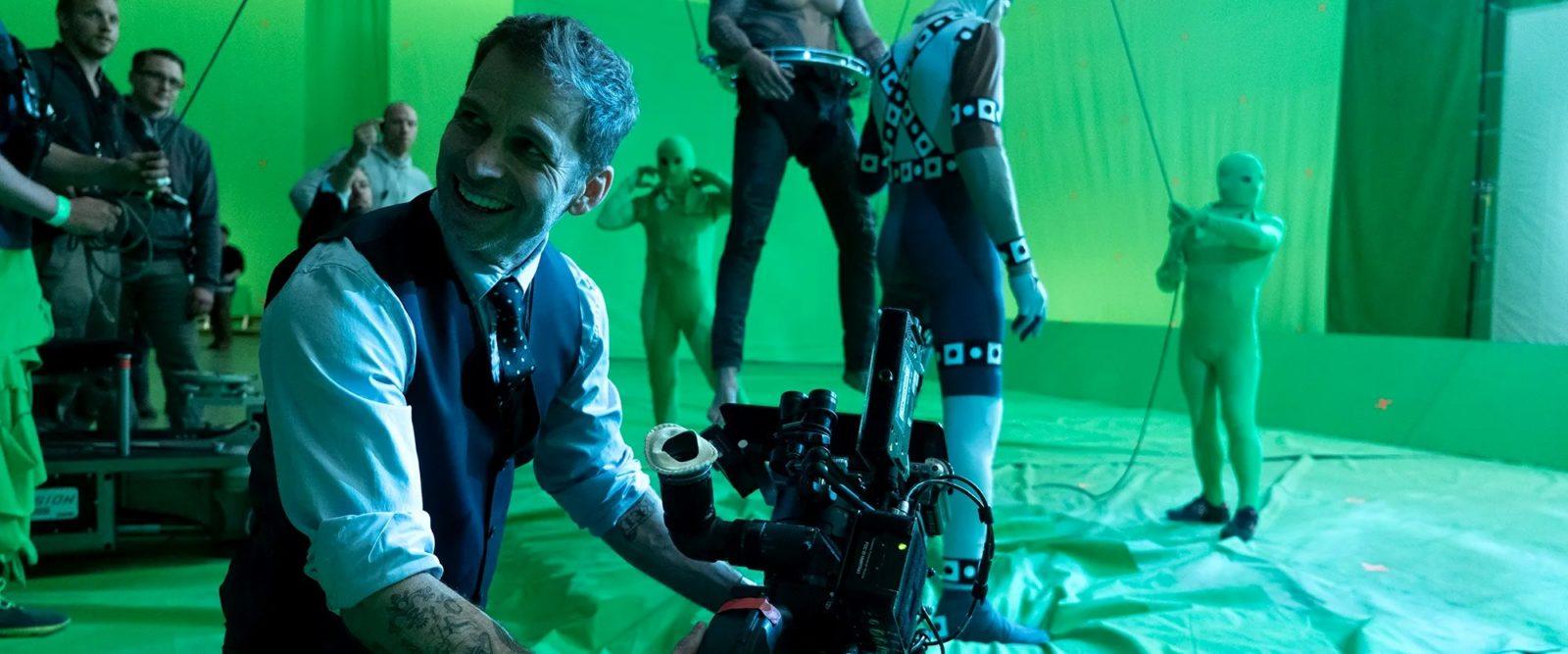 Зак Снайдер снимет свой аналог «Звездных войн»