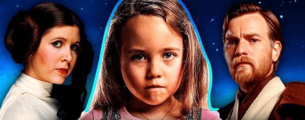 """Слух дня: юная принцесса Лея появится в сериале """"Оби-Ван Кеноби"""""""