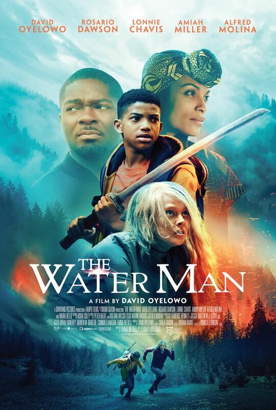 Водный человек (2020)