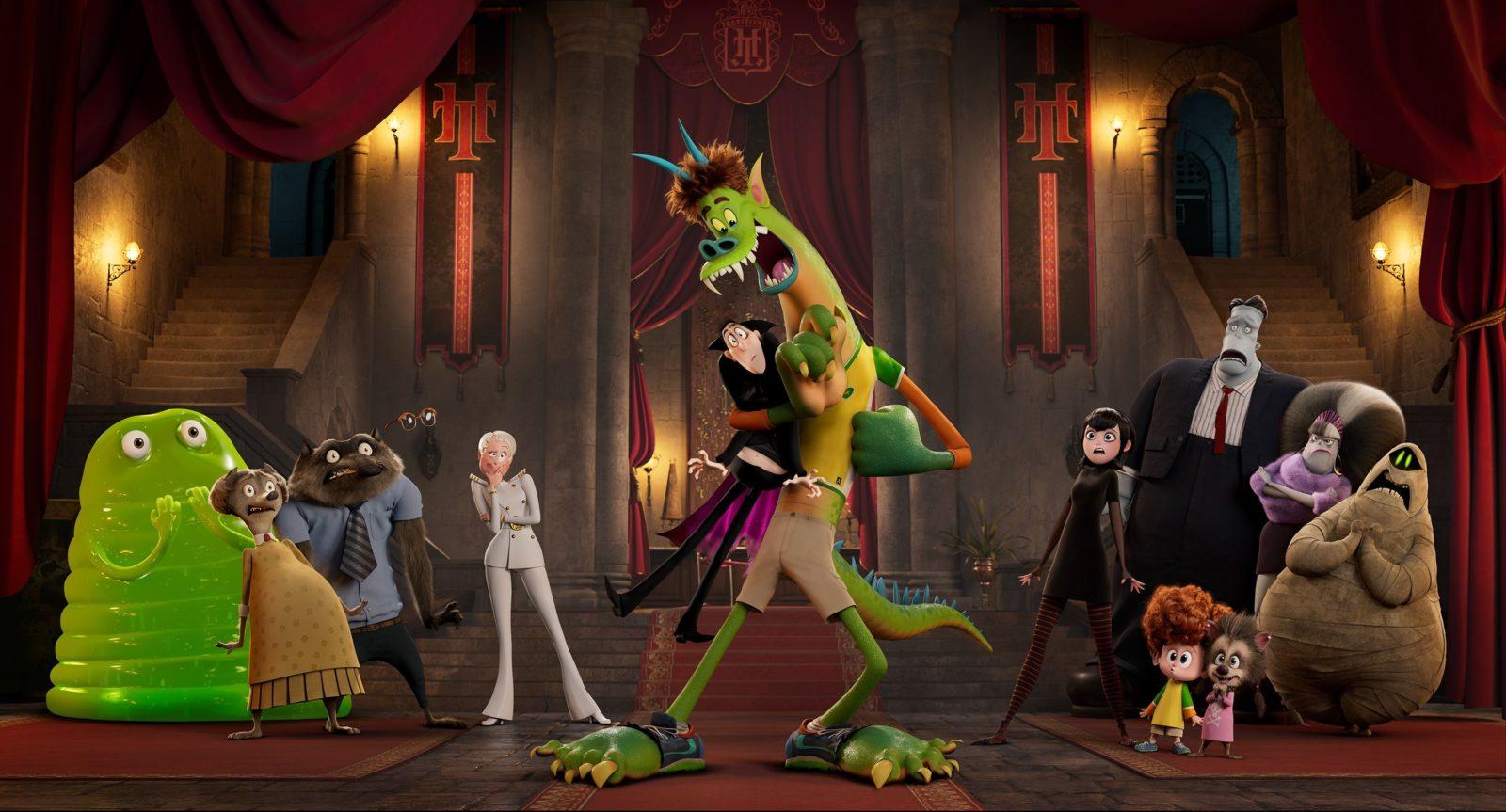 Amazon покупает у Sony мультфильм «Монстры на каникулах 4» за 0 млн