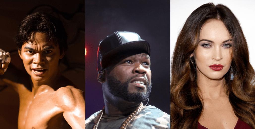 «50 Cent», Меган Фокс и Тони Джаа — новые звёзды «Неудержимых 4»