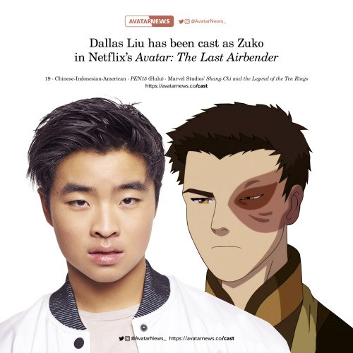 Слух: Netflix начал кастинг для съемок «Легенды об Аанге»