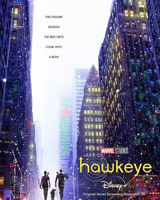 «Соколиный глаз» (2021) - первый трейлер (оригинал)