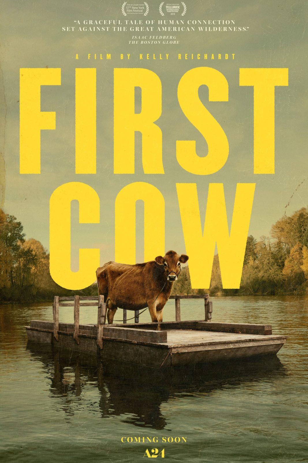 Первая корова (2019)