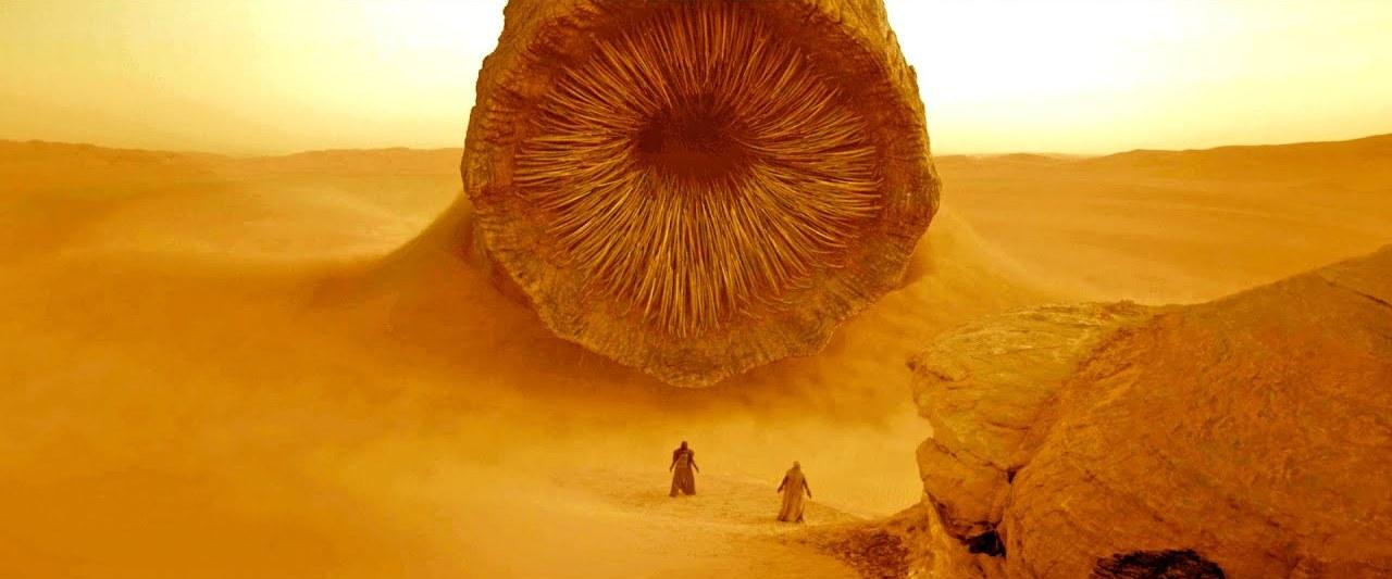 Дени Вильнев рассказал о создании песчаных червей в «Дюне»