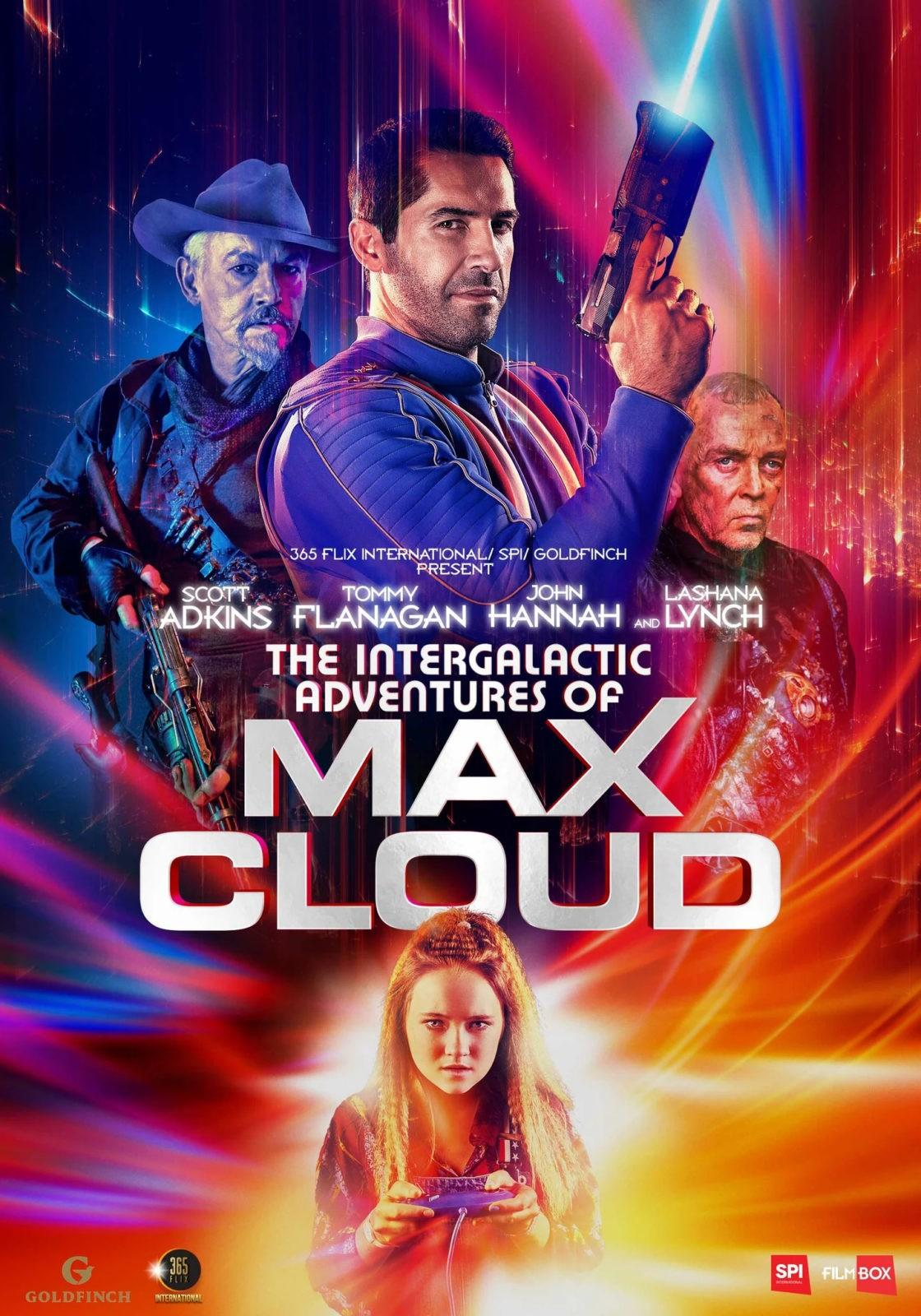 Макс Клауд (2020)